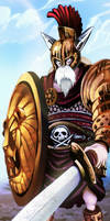 Gladiator lucy