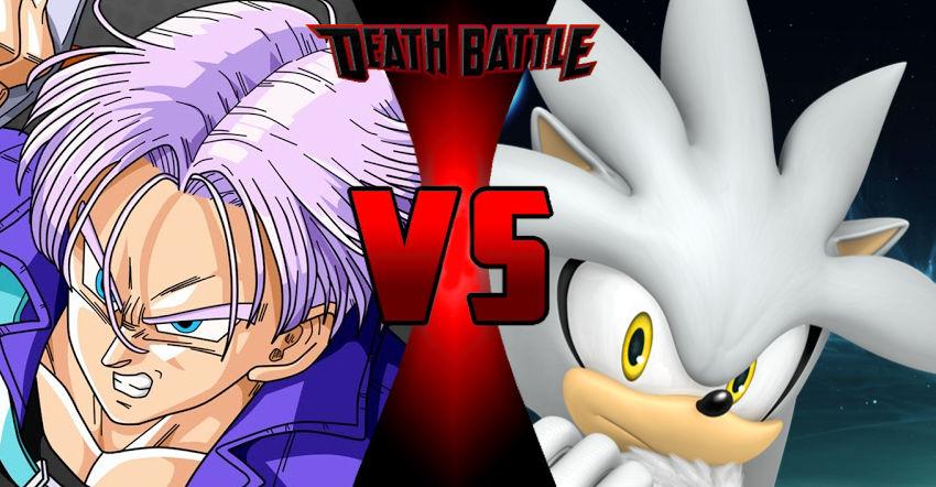 Death Battle Trunks Vs Silver The Hedgehog By Stewiegriffin2 On Deviantart