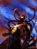 'Venom' by angel5art