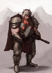 Dwarfster by angel5art