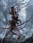 Elven Tracker