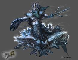 DoS - Poseidon by angel5art