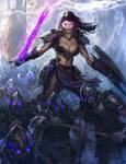Undead Evil Lady