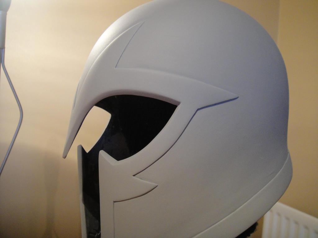 Magneto Helmet By Jaybible
