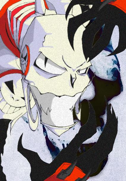 Fan Art-Skullman.EXE by rajal-tikana