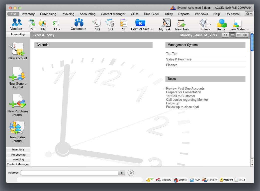 Everest Software GUI Design 2 by 123arskas on DeviantArt