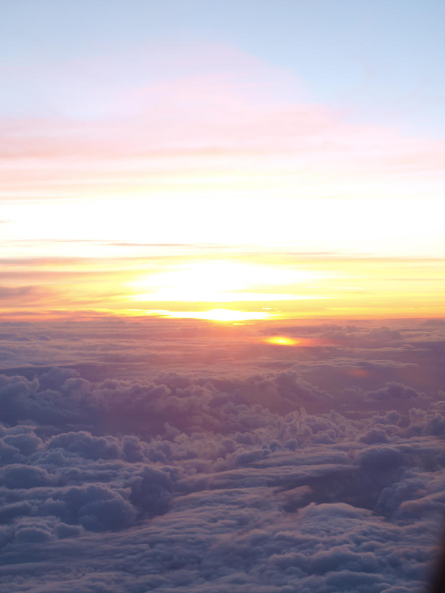 over the clouds stock 4 by Finsternis-stock