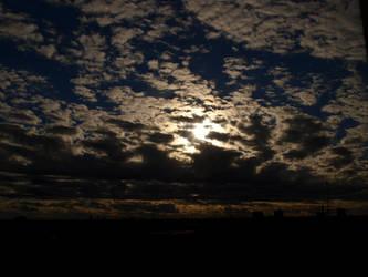 Mysterious sky