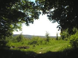 Landscape stock 17 by Finsternis-stock