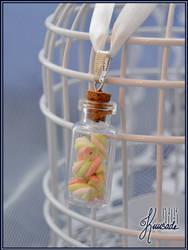Bottled Marshmallows