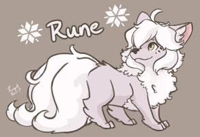 Woo's Rune by ReagentNein
