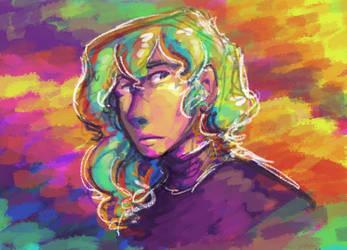 N but Rainbow by ReagentNein