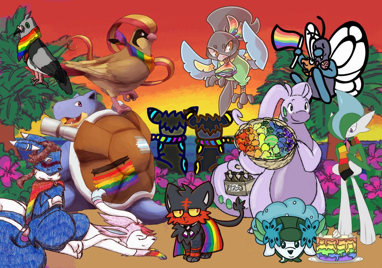 Pmd Gay Pride Collab 2020
