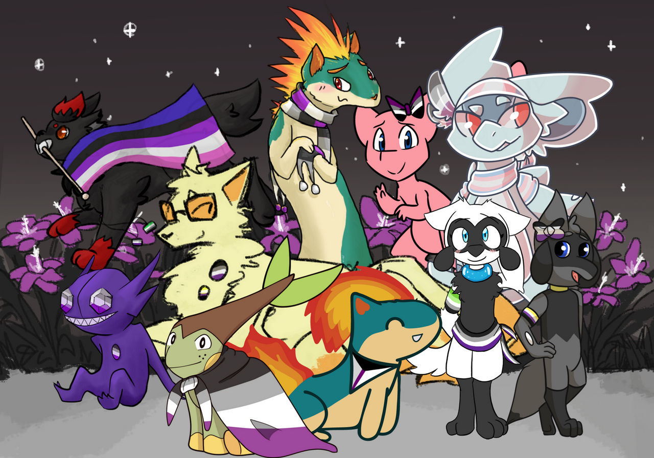 Pmd Ace Pride Collab 2020