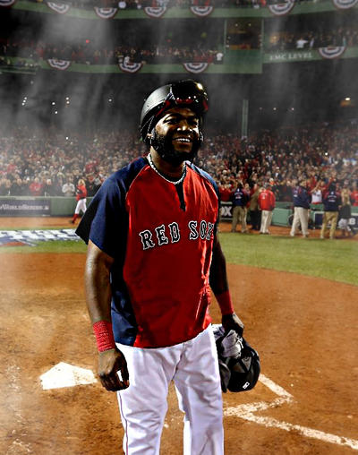 David Ortiz Wallpaper