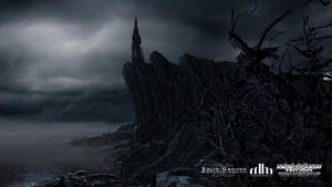Black Tower ASP Me Video Mattepainting
