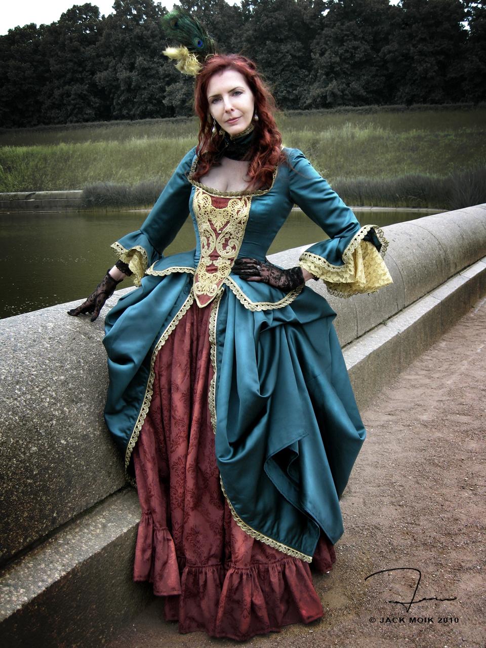 Rococo Countess
