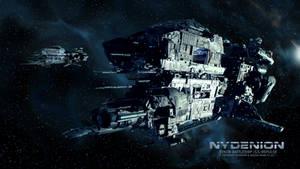 Nydenion Battleship Repulse