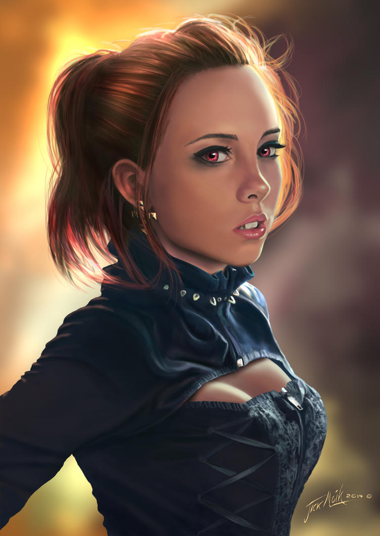 Kassandra by Jacklionheart