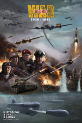 Global War 1936 Artwork