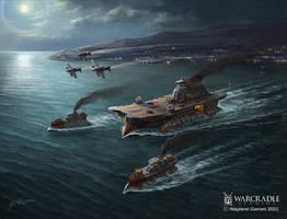 Crown Battlefleet Victory