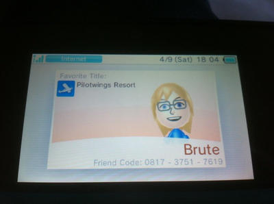 3ds how to find friend code