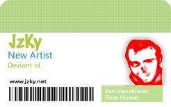My ID by jzky