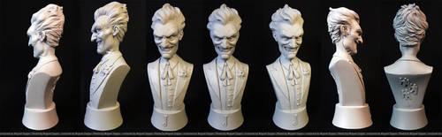 Joker Mini-Bust