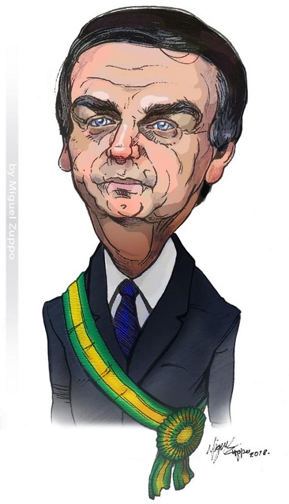 Bolsonaro by miguelzuppo