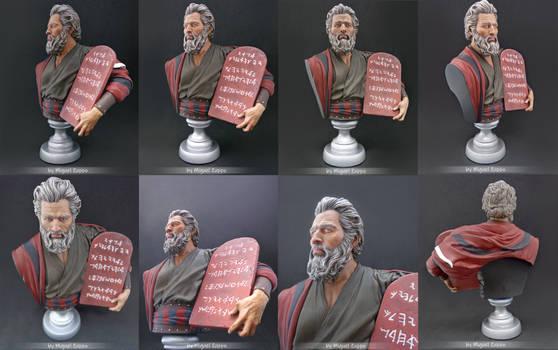 Moses - Charlton Heston - The Ten Commandments