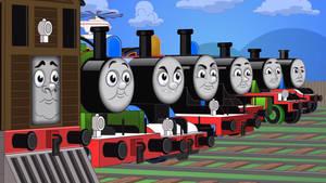 trainsformers the original 7