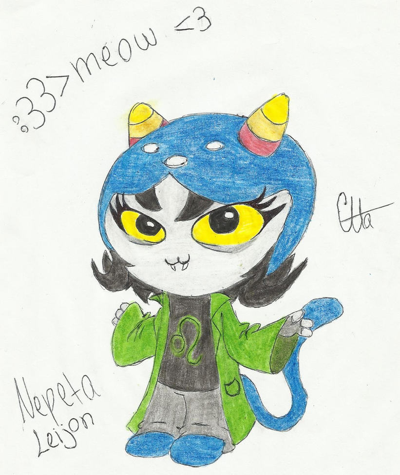 Nepeta Leijon by Ctlna0199