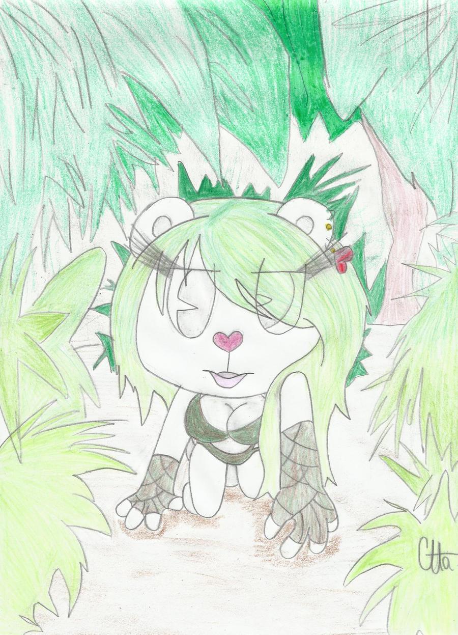 Pia : Massive Attack by Ctlna0199