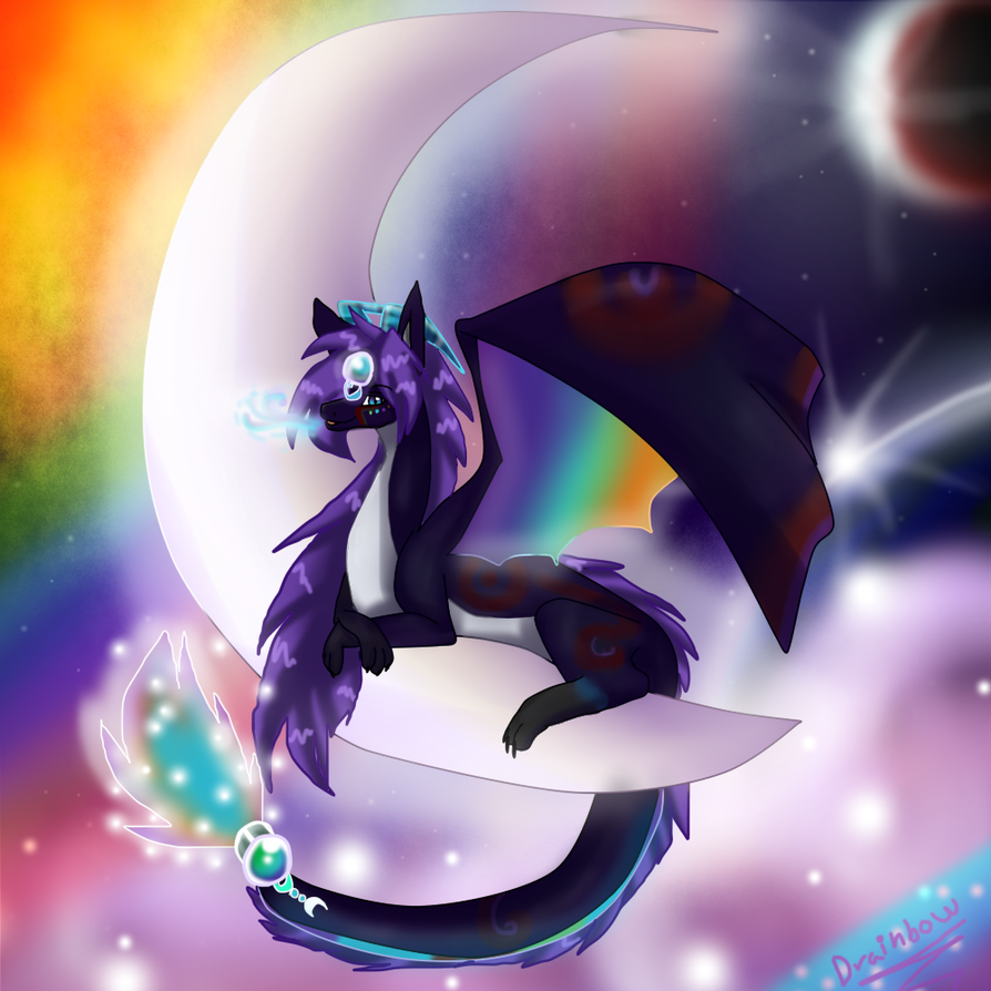 Drainbow...moonchild by gisselle50