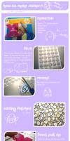 Sticker tutorial