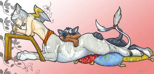 Taur Brothers by blademalfoy