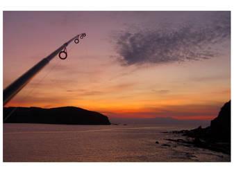 Pescar el viento by aizea