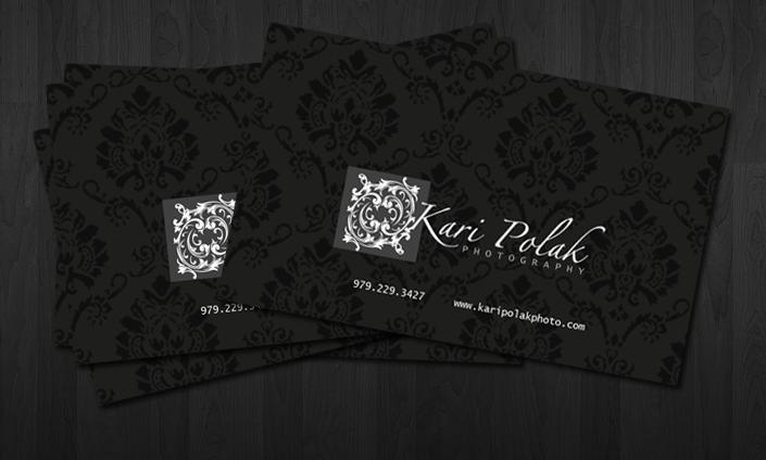 Kari Polak Photography BizCard