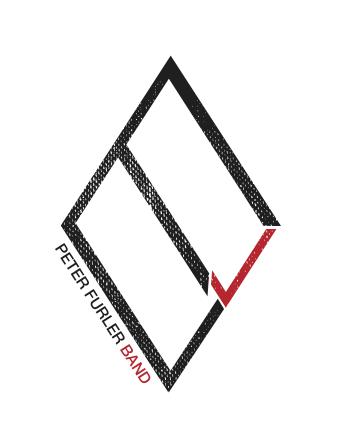 Peter Furler Band Logo Design by cardboardmonet