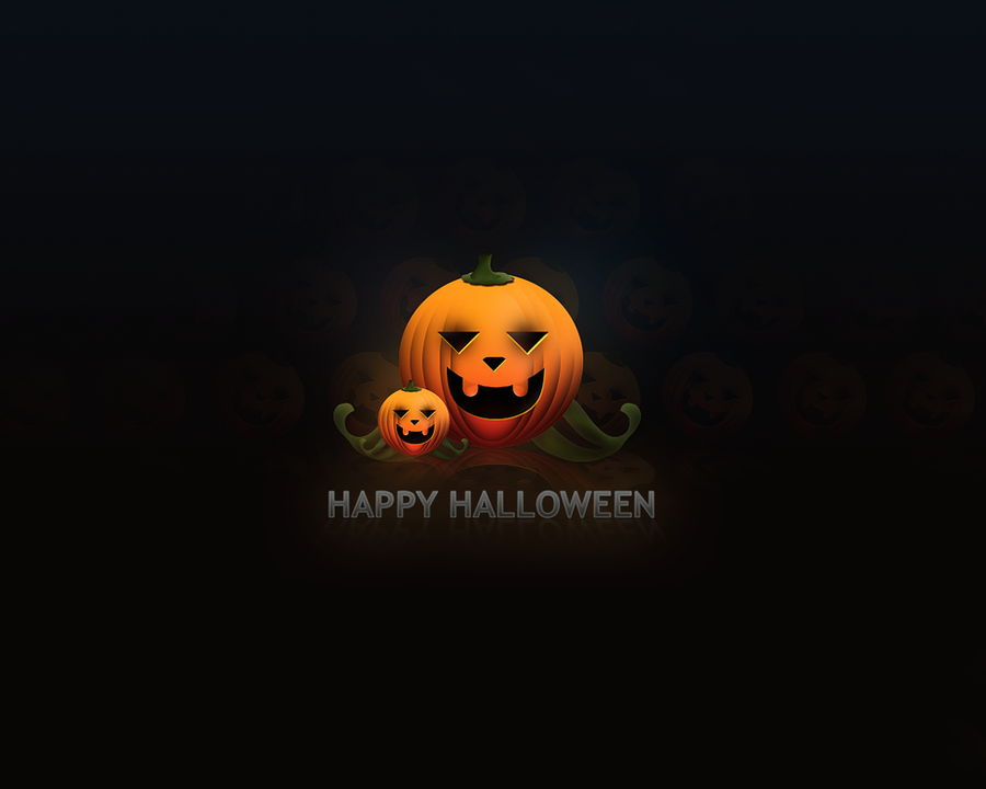 Halloween Wallpaper by Peeewax