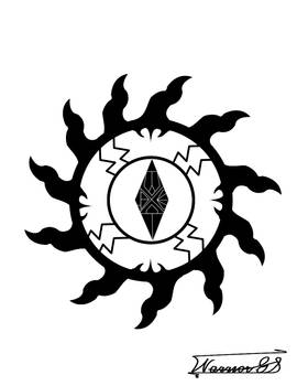 Tatuaje tribal 3