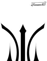 Tatuaje tribal 4