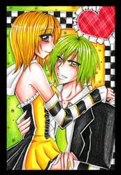 Lemon and Lime by Sakukko