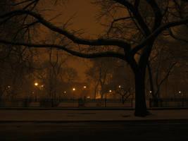 3am Park by powersurge