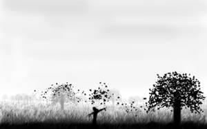 Fall Field by alienfast
