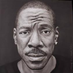 Eddie Murphy Portrait by KaiSchuebeck