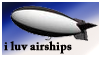 Airships stamp by Aviation-nation