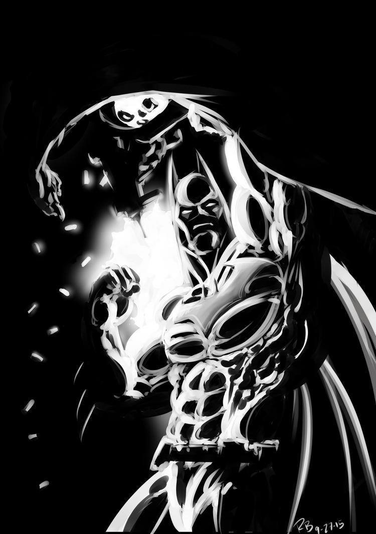 The Bat by Bonorye
