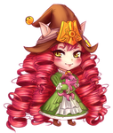 Dragon Trainer Lulu - Color