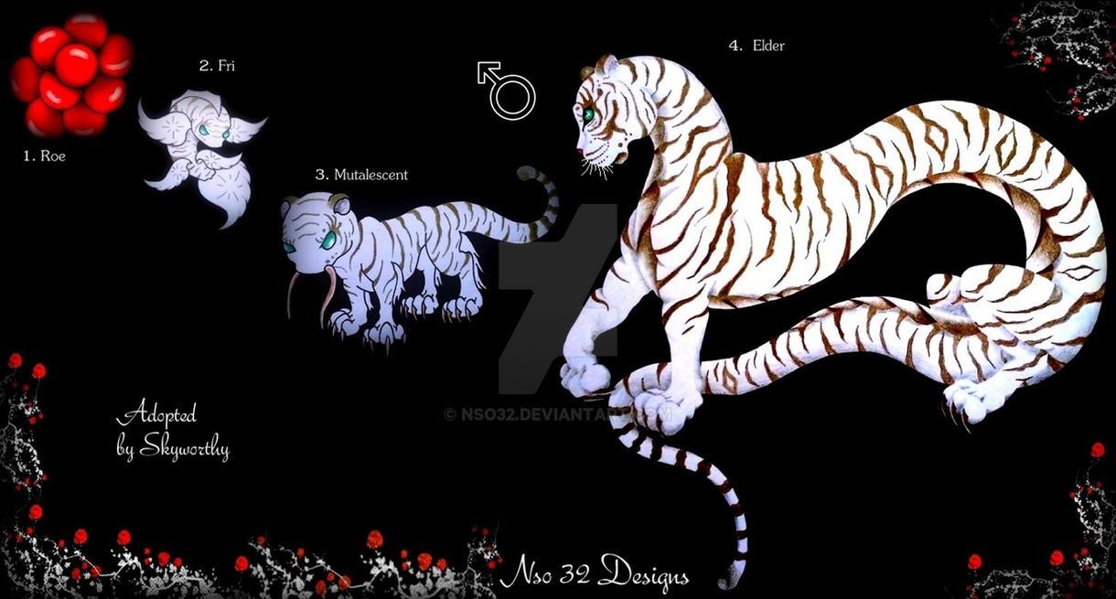 Tiger Claw Mutation Custom Adopt-Closed by Nso32